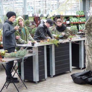 Pflanzenparcours
